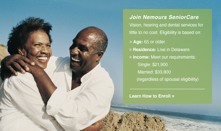 Seniors on the coast to Wilmington can join our senior care services.